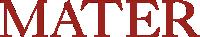 MATER Logo
